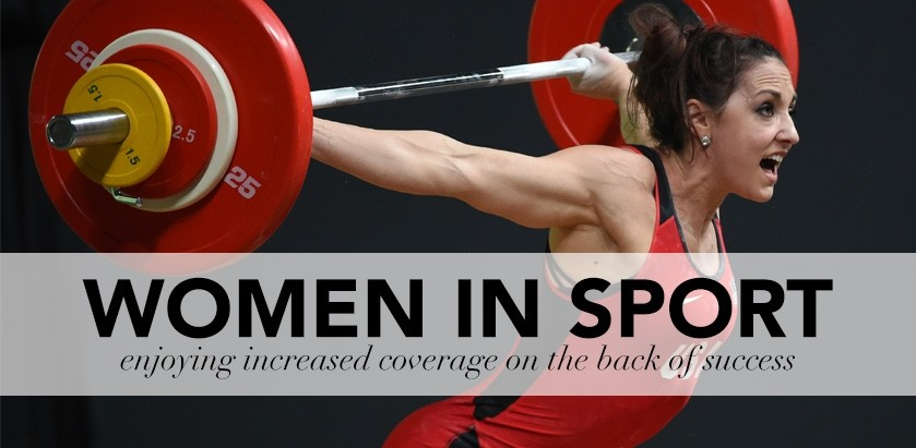 THE SUCCESS OF WOMEN IN SPORT- CROSSFIT