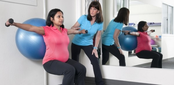 PRE- AND POST-NATAL EXERCISE – THE DO'S AND DON'TS